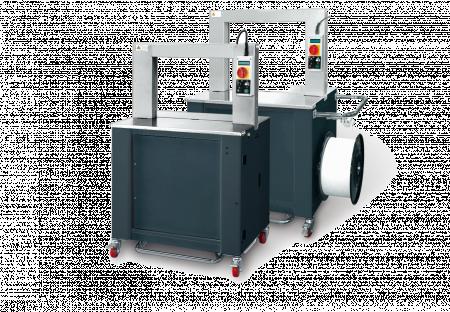 Automatische Hochleistungs - Umreifungsmaschine JU 100