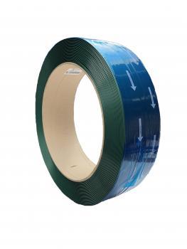 Polyester-(PET-)  Umreifungsbänder  für  vollautomatische  Umreifungsmaschinen